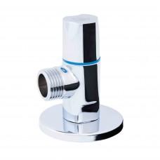 Кран приборный SD Forte (Круглая ручка)