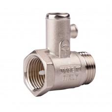 Предохранительный клапан для водонагревателя ICMA арт.GS08