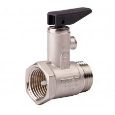 Предохранительный клапан для водонагревателя ICMA арт.GS09